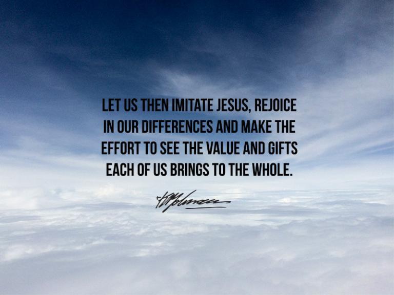 let us imitate Jesus - KP Yohannan - Gospel for Asia