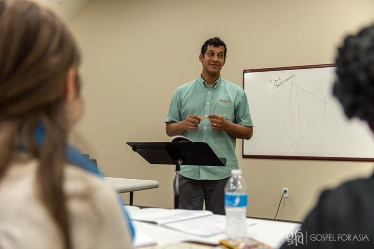 Daniel Yohannan - KP Yohannan - Gospel for Asia