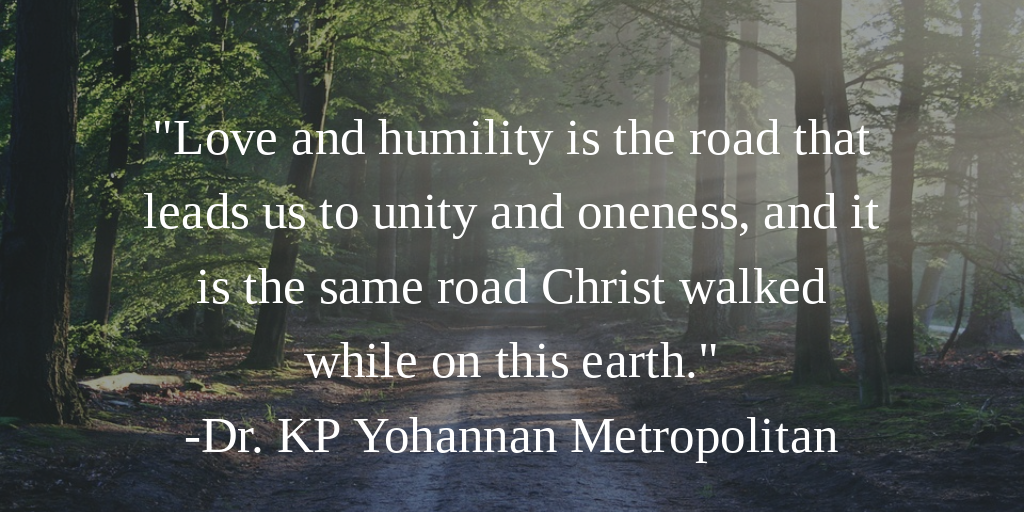 Love and Humility - KP Yohannan - Gospel for Asia