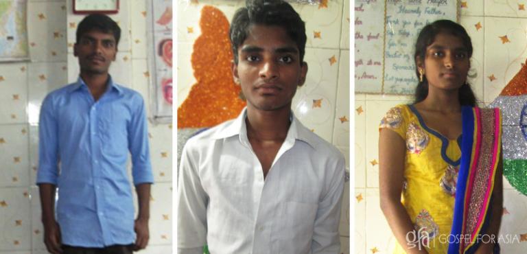 A future-for children orphaned - KP Yohannan - Gospel for Asia