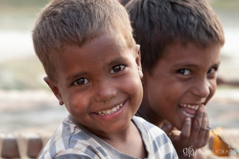 Bringing Hope to Suffering Children - KP Yohannan - Gospel for Asia