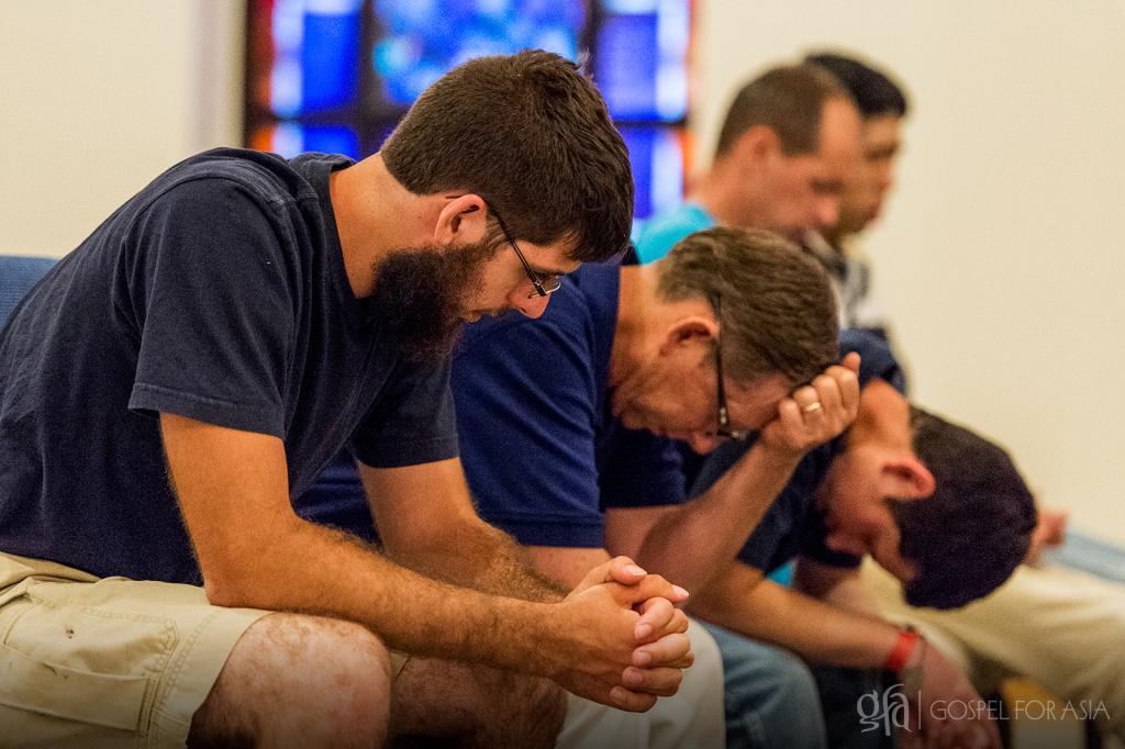 embracing spiritual disciplines - KP Yohannan - Gospel for Asia