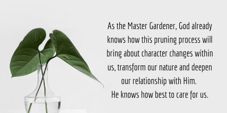 As the Master Gardener - KP Yohannan - Gospel for Asia