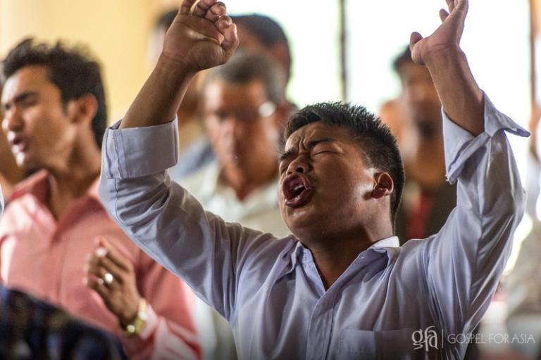 seeking him - kp yohannan - Gospel for Asia