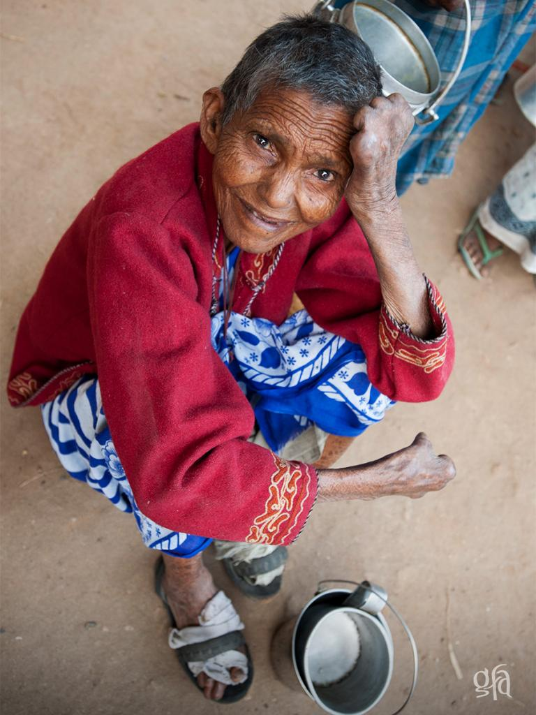 Leprosy Patients have dignity before God