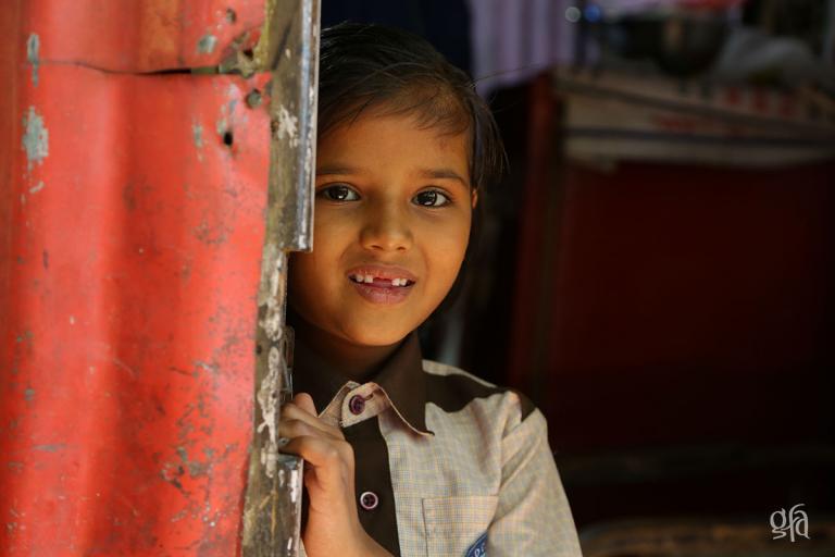 Dayita Bridge of Hope girl - KP Yohannan - Gospel for Asia