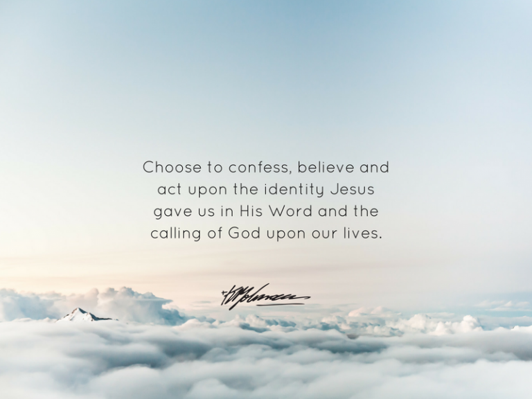 Choose to Confess - KP Yohannan - Gospel for Asia