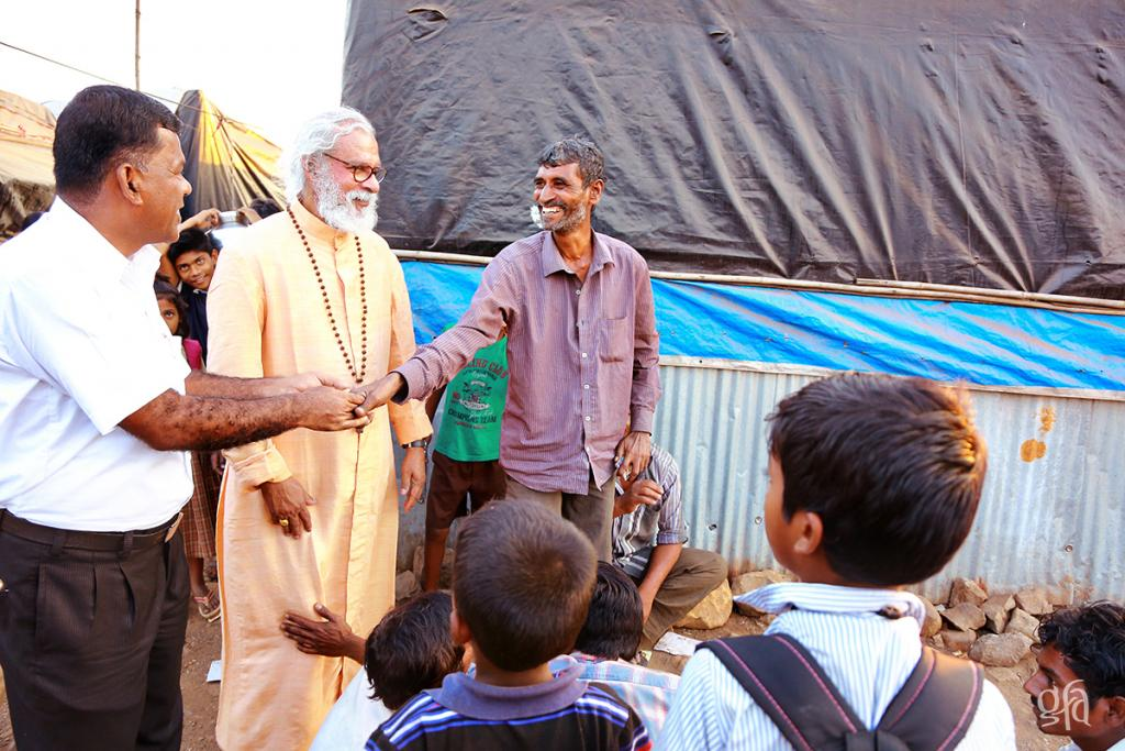 God Is Not Discouraged With You - KP Yohannan - Gospel for Asia