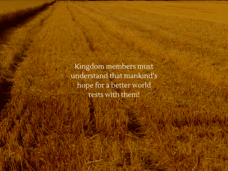 Kingdom members - KP Yohannan - Gospel for Asia