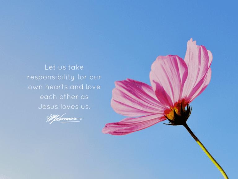Jesus loves us - KP Yohannan - Gospel for Asia