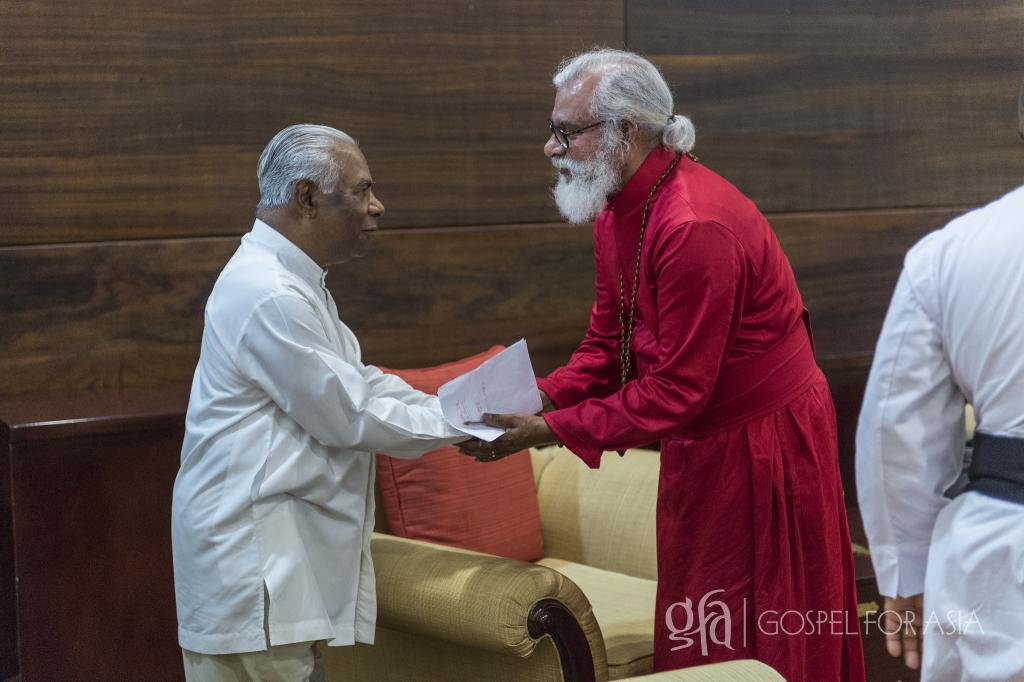 Disciple Makers Bear Witness with Their Lives to What They Believe - KP Yohannan - Gospel for Asia