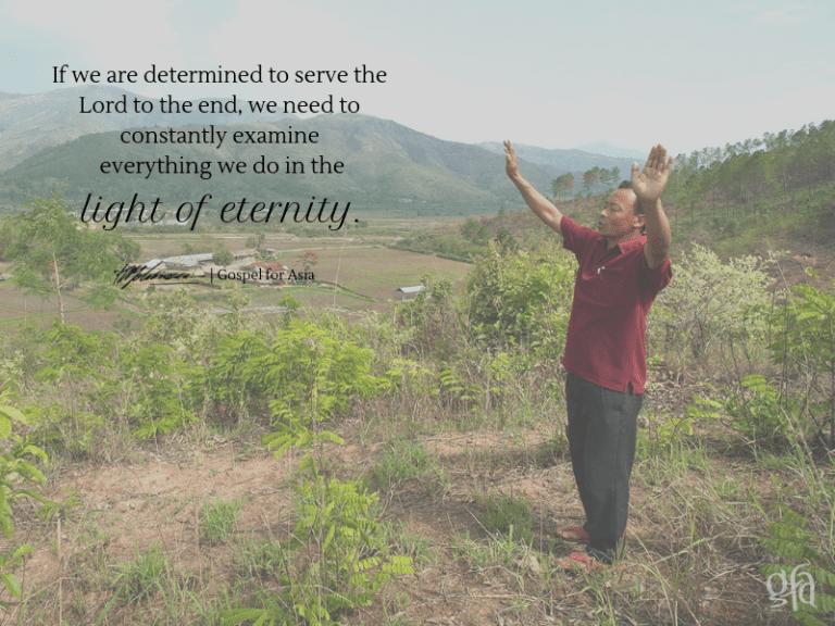 Light of Eternity - KP Yohannan - Gospel for Asia