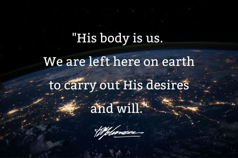 Dr. K.P. Yohannan, founder of Gospel for Asia, shares on the purpose of God for believers' lives, the body of Christ, to carry out His desires and will
