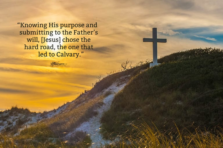 Metropolitan K P Yohannan, founder of Gospel for Asia (GFA World) shares about the decision between the easy road and the calvary road of following Jesus