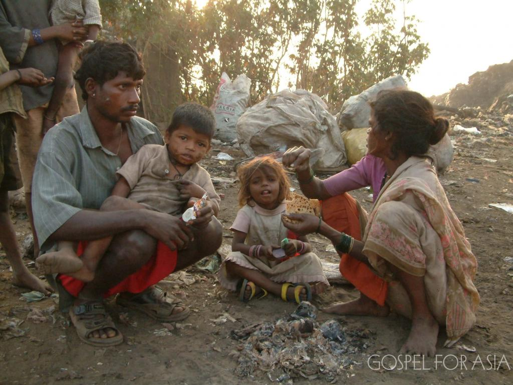 Do FBOs Help Decrease the Levels of Poverty in Our World - KP Yohannan - Gospel for Asia