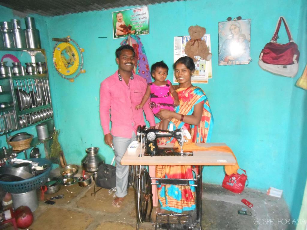 Romila's Story - KP Yohannan - Gospel for Asia