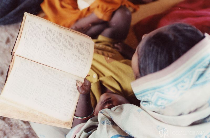 God's Word has the power to transform lives - KP Yohannan - Gospel for Asia