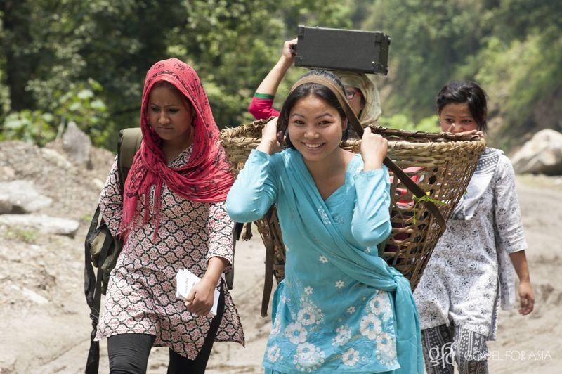 These women serve - KP Yohannan - Gospel for Asia