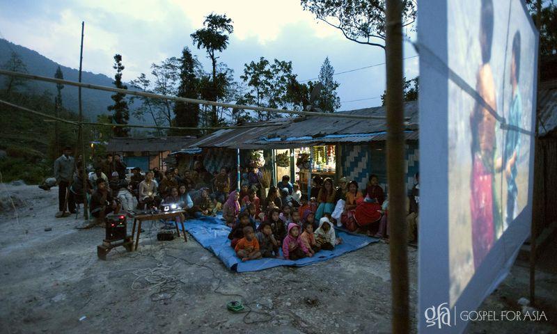 film ministry - KP Yohannan - Gospel for Asia