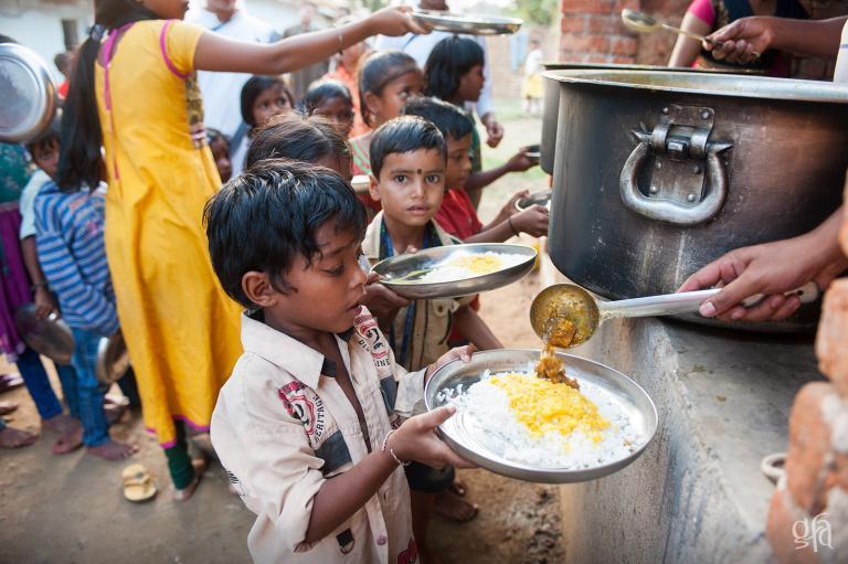 Halting Hunger: World Food Day - KP Yohannan - Gospel for Asia