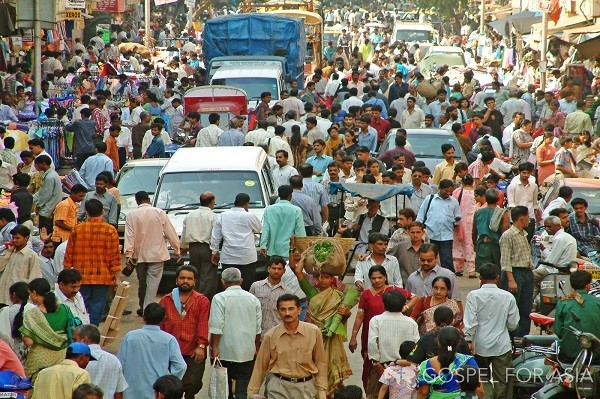 Gospel for Asia Addresses the Scandal of Human Trafficking - KP Yohannan