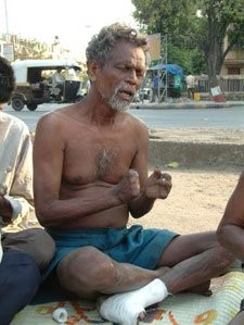 The Pain of Leprosy Is Loneliness- KP Yohannan - Gospel for Asia