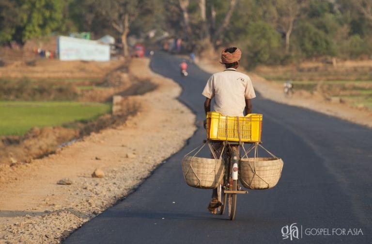 versatile modes of transportation - KP Yohannan - Gospel for Asia