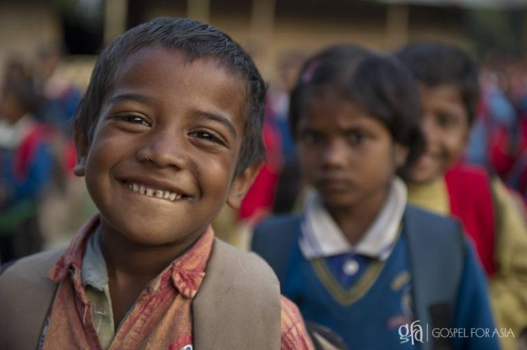 Bridge of Hope centers are experiencing practical out-flowing of love - KP Yohannan - Gospel for Asia