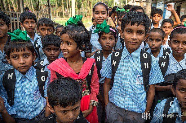Children's Ministry - KP Yohannan - Gospel for Asia