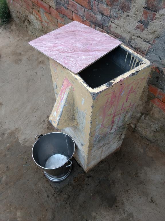 BioSand water filter - KP Yohannan - Gospel for Asia