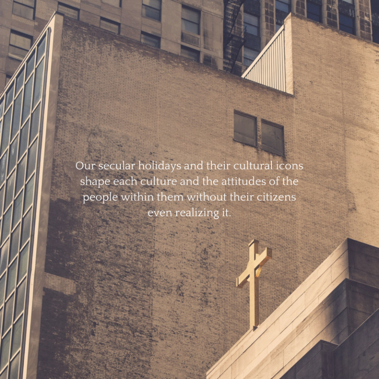 Our Secular Holidays - KP Yohannan - Gospel for Asia