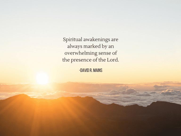 Spiritual Awakenings - KP Yohannan - Gospel for Asia