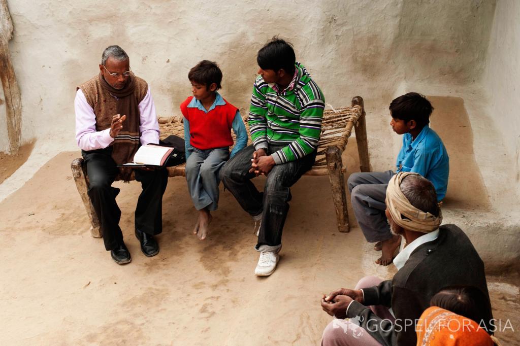 Spiritual Momentum Attracts Fierce Spiritual Resistance - KP Yohannan - Gospel for Asia