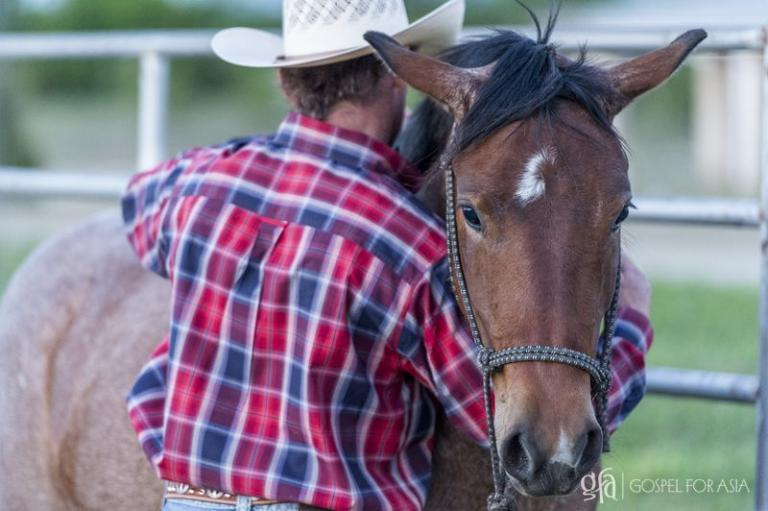 What a Horse Showed Me About Healing - KP Yohannan - Gospel for Asia
