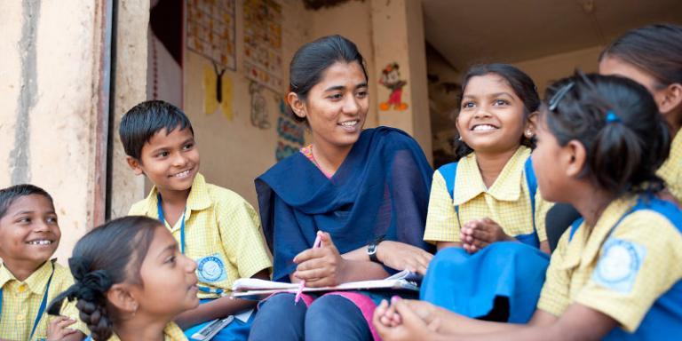 Gospel for Asia's bridge of Hope program - KP Yohannan - Gospel for Asia