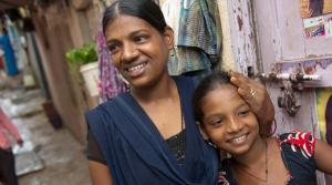 Geeta and her two young children rebuilt their lives - KP Yohannan - Gospel for Asia