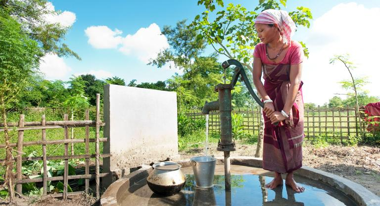 Christ-like Response to the Global Clean Water Crisis - KP Yohannan - Gospel for Asia