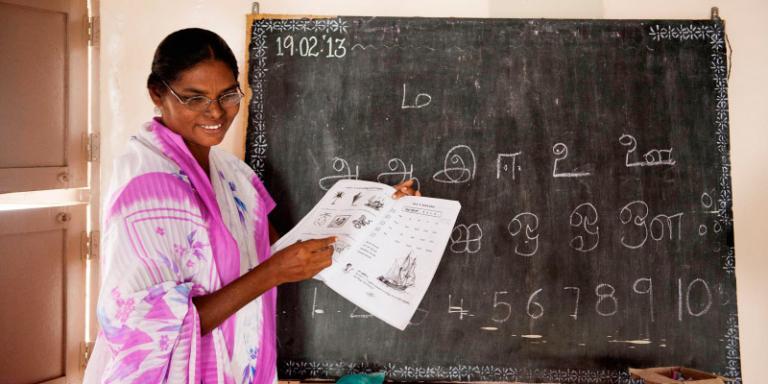 Literacy Training - KP Yohannan - Gospel for Asia