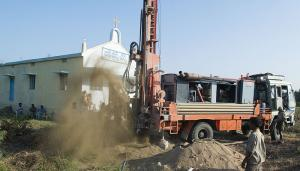 A Jesus Well is being dug in India - KP Yohannan - Gospel for Asia
