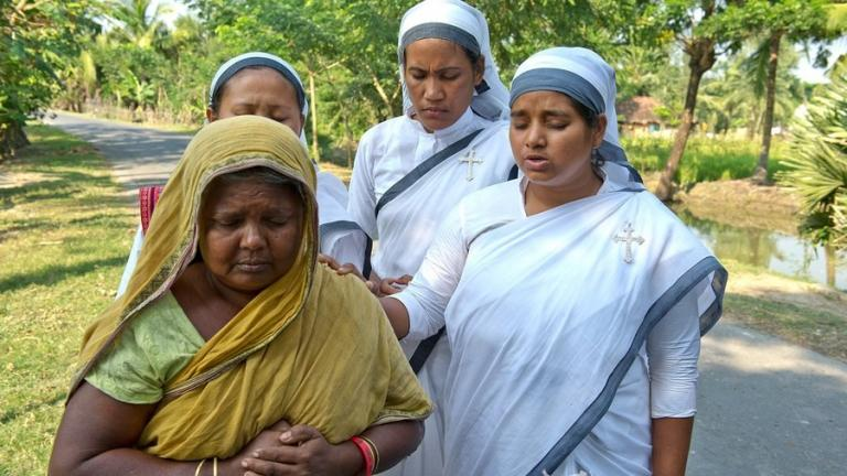 Widowhood is a State of Social Death Asserts Gospel for Asia