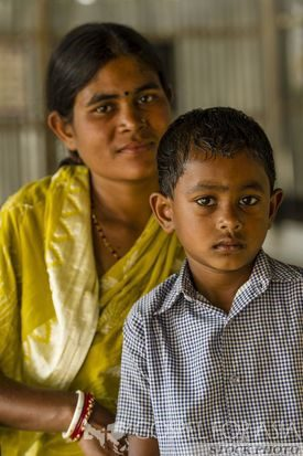 Jerusha and Somedev found help from their local Bridge of Hope center - KP Yohannan - Gospel for Asia