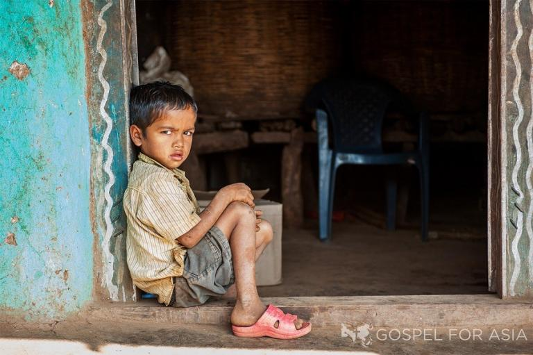 Loneliness is a companion of poverty - KP Yohannan - Gospel for Asia