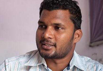 Barid, Bridge of Hope social worker - KP Yohannan - Gospel for Asia