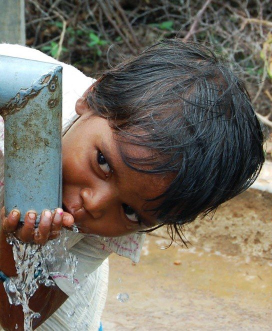 Providing clean water - KP Yohannan - Gospel for Asia