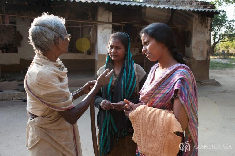 Caring for Women & Providing Clean Water Serve - KP Yohannan - Gospel for Asia
