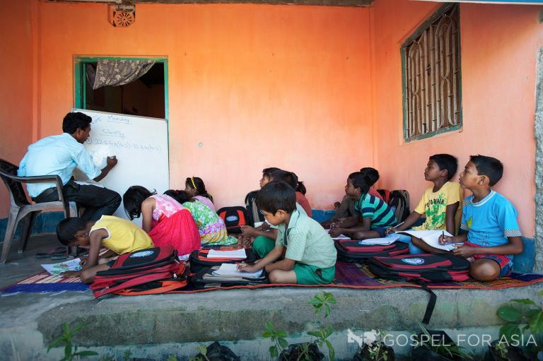 Is There Any Hope for 115 Million Asian Children Living in Abject Poverty - KP Yohannan - Gospel for Asia