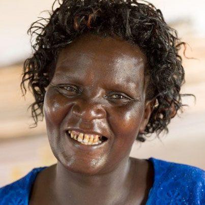 Grace Njeri Mwichigi, whose husband died in tribal violence in Kenya in 2007. (photo credit Matt Maxwell via CNN.com)