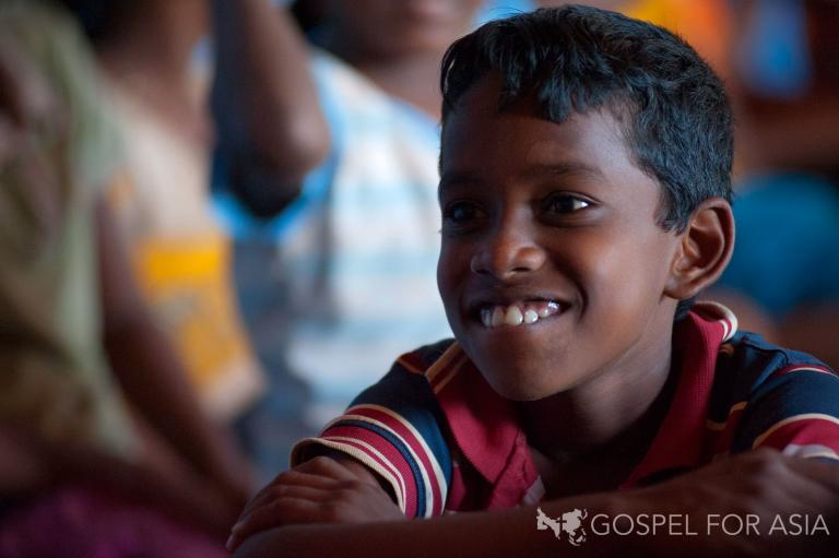 Bridge of Hope Education and Transformation - KP Yohannan - Gospel for Asia