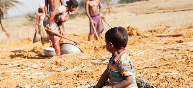 Extreme Poverty Creates Modern-day Slaves - KP Yohannan - Gospel for Asia