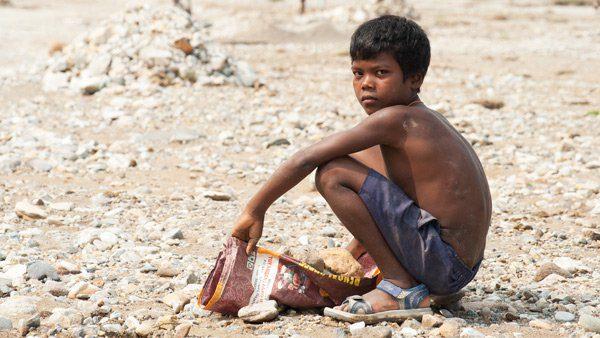 Poverty devastates the whole family - KP Yohannan - Gospel for Asia